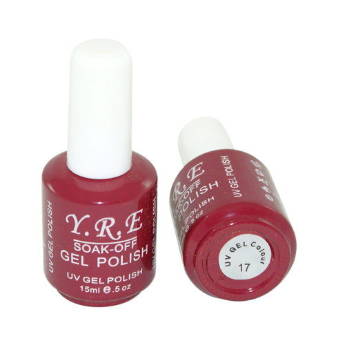 Soak-Off Gel Polish №17 15 мл