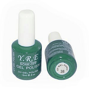 Soak-Off Gel Polish №38 15 мл