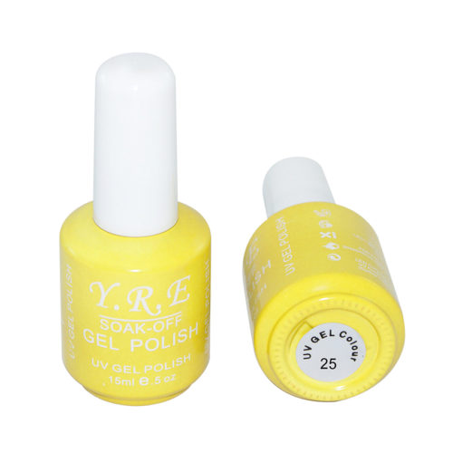 Soak-Off Gel Polish №25 15 мл