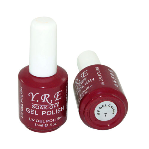 Soak-Off Gel Polish №7 15 мл
