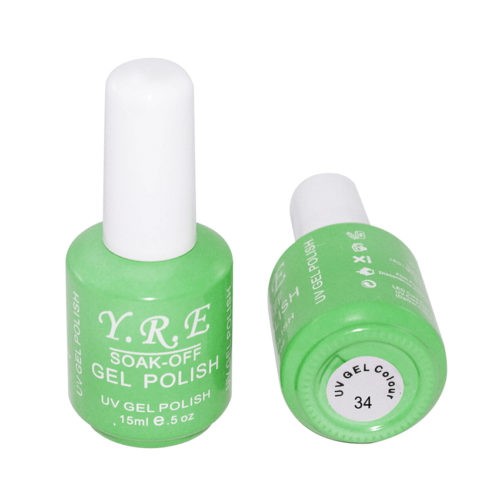Soak-Off Gel Polish №34 15 мл