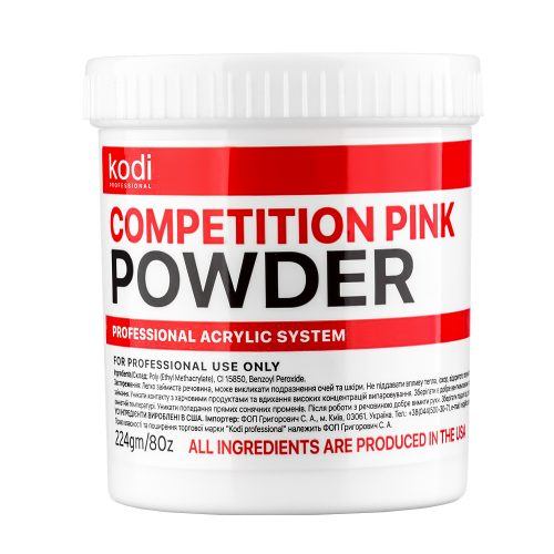 Competition Pink Powder 224 г