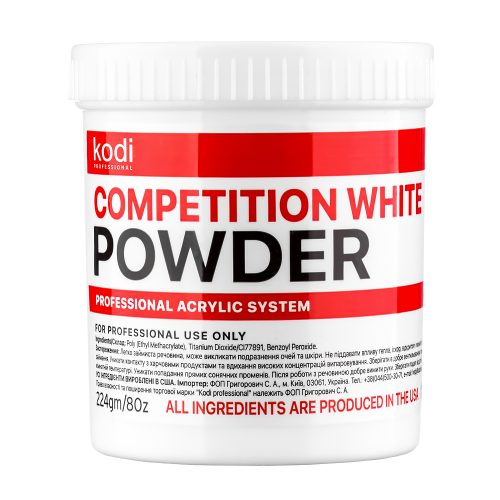 Competition White Powder 224 г