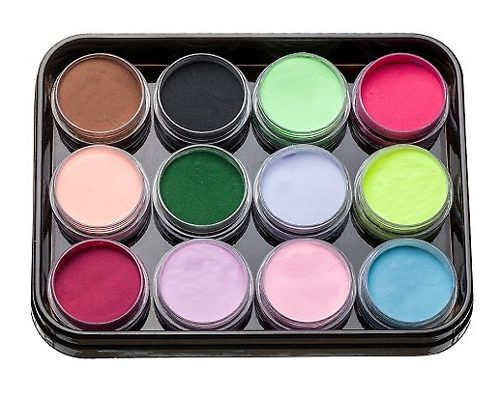 Colored Acrylics Kit L2 12 шт