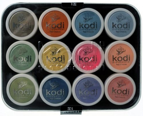 Colored Acrylics Kit L4 12 шт