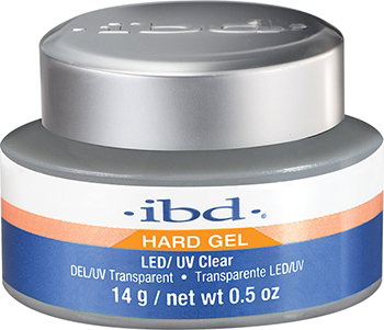 LED/UV Transparent Gel Clear 14 гр