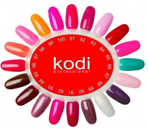 Gel Polish Pallete Kit 11 шт