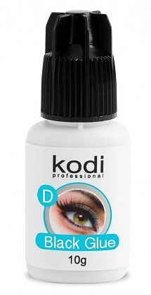 Eyelash glue Black D 10 гр