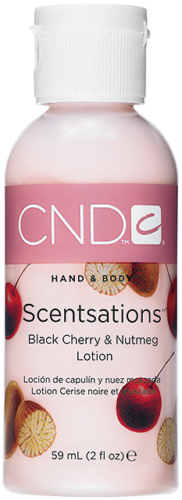 Scentsations Black Cherry & Nutmeg Lotion 59 мл
