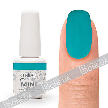 Gelish MINI Garden Teal Party 9 мл
