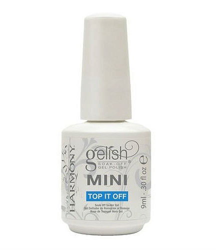 Gelish MINI Top It Off Sealer Gel 9 мл