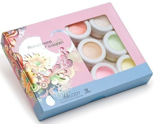 Melody Colored Powder Collections