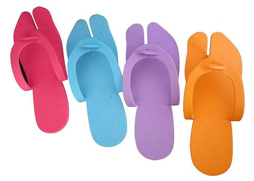Slippers For Pedicure Kit 12 шт