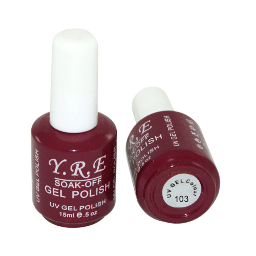 Soak-Off Gel Polish №103 15 мл