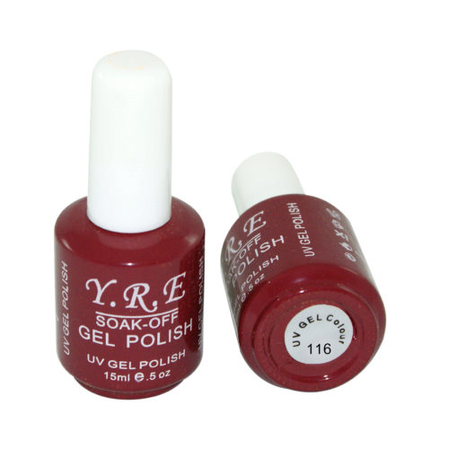 Soak-Off Gel Polish №116 15 мл