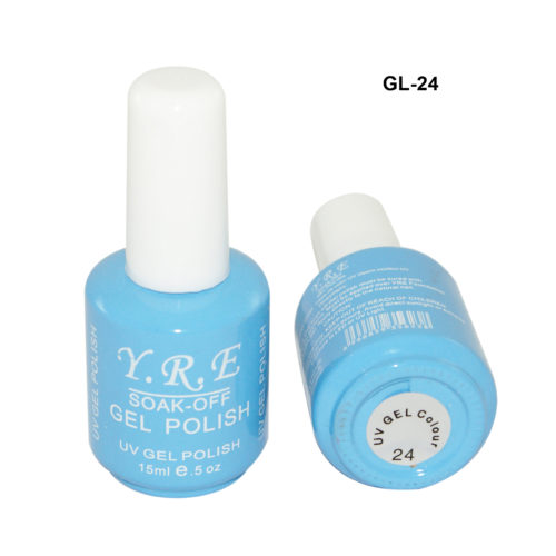 Soak-Off Gel Polish №24 15 мл