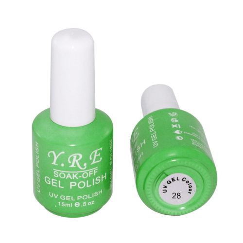 Soak-Off Gel Polish №28 15 мл