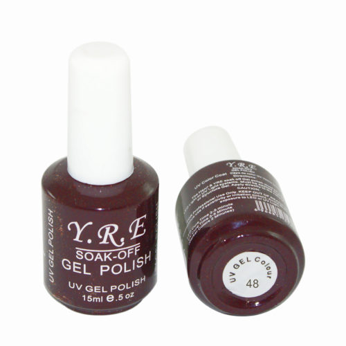 Soak-Off Gel Polish №48 15 мл