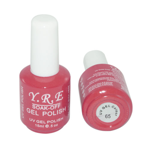Soak-Off Gel Polish №65 15 мл
