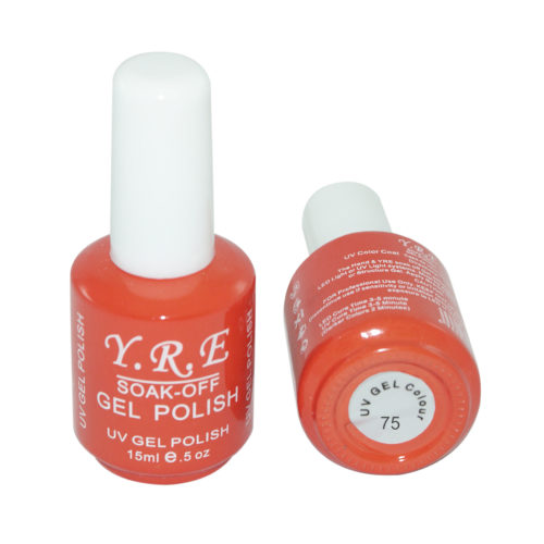 Soak-Off Gel Polish №75 15 мл