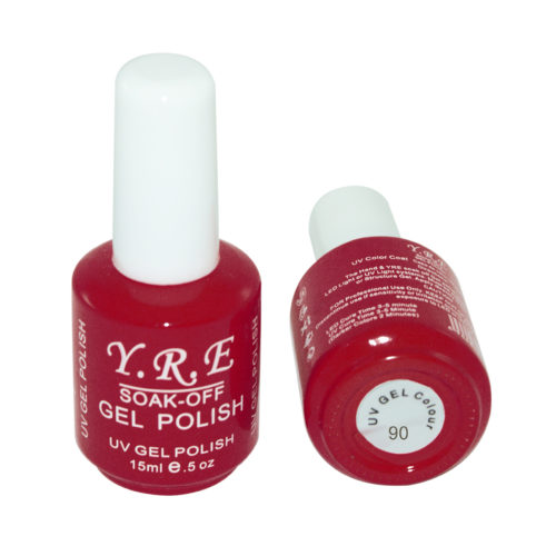 Soak-Off Gel Polish №90 15 мл
