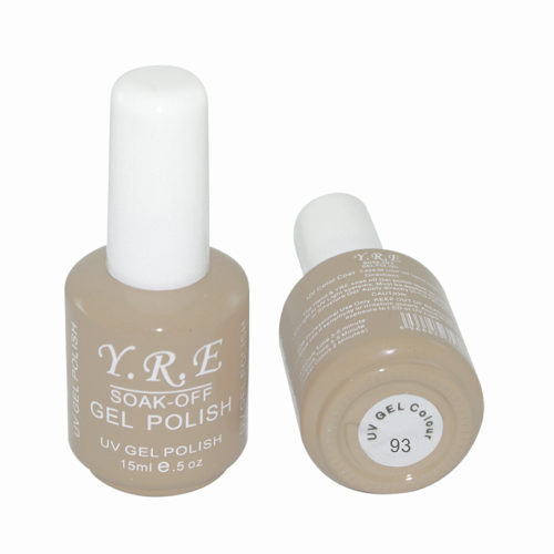 Soak-Off Gel Polish №93 15 мл