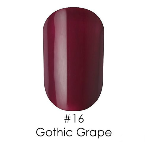 Gel Polish №16 Gothic Grape 12 мл