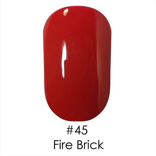 Gel Polish №45 Fire Brick 12 мл