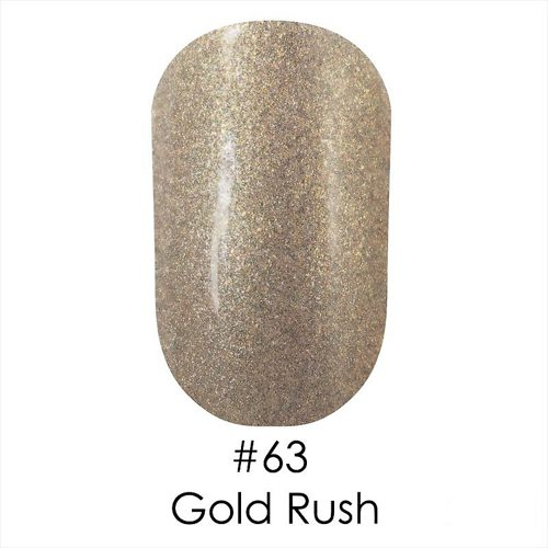 Gel Polish №63 Gold Rush 12 мл