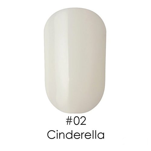 Gel Polish №02 Cinderella 6 мл
