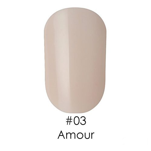 Gel Polish №03 Amour 6 мл