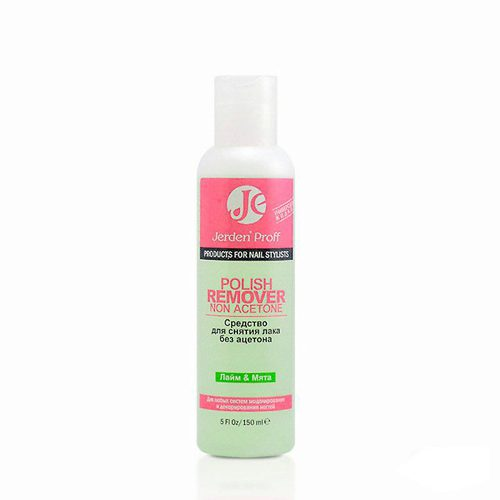 Lime and Mint Polish Remover Non Acetone 150 мл