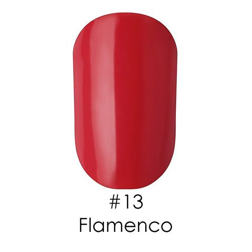 Gel Polish №13 Flamenco 6 мл