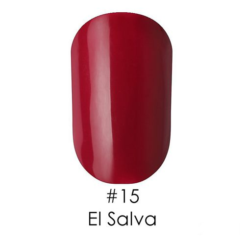 Gel Polish №15 El Salva 6 мл