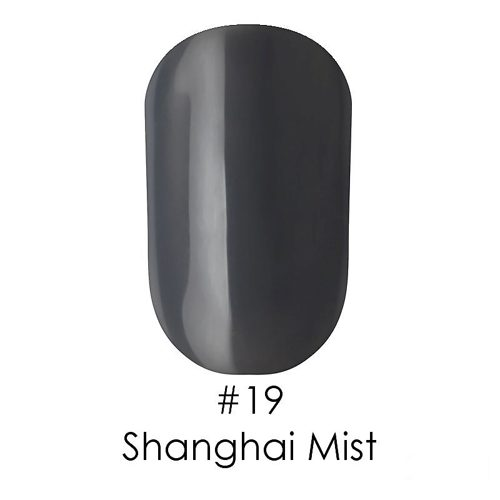 Gel Polish №19 Shanghai Mist 6 мл