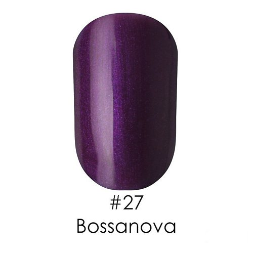 Gel Polish №27 Bossanova 6 мл