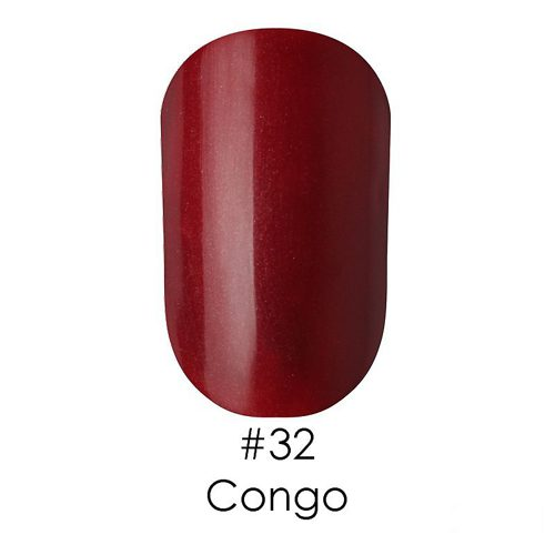Gel Polish №32 Congo 6 мл