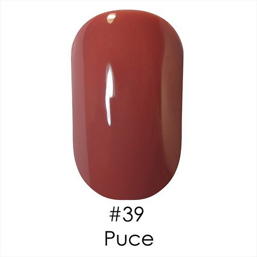Gel Polish №39 Puce 6 мл