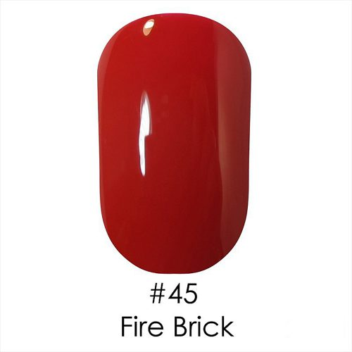 Gel Polish №45 Fire Brick 6 мл
