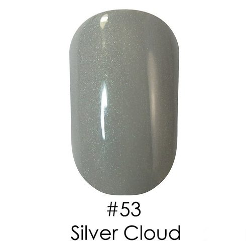 Gel Polish №53 Silver Cloud 6 мл