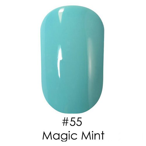 Gel Polish №55 Magic Mint 6 мл