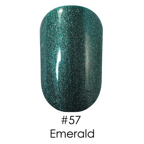 Gel Polish №57 Emeraid 6 мл