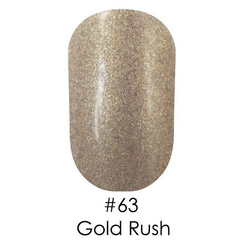 Gel Polish №63 Gold Rush 6 мл