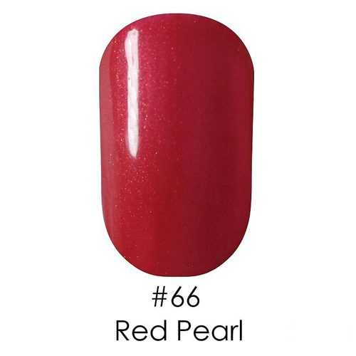 Gel Polish №66 Red Pearl 6 мл