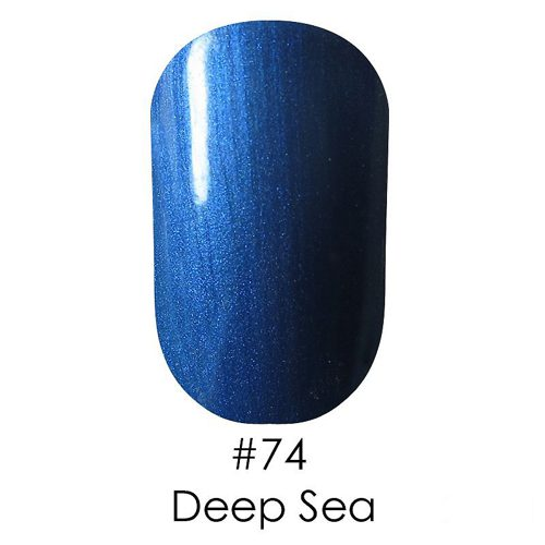 Gel Polish №74 Deep Sea 6 мл