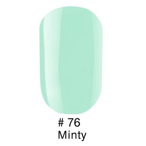 Gel Polish №76 Minty Fresh 6 мл