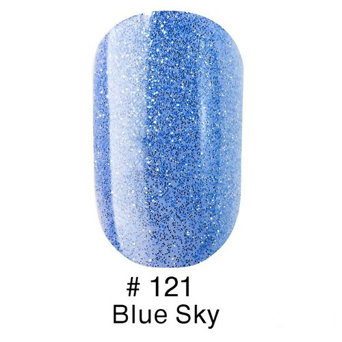 Gel Polish №121 Blue Sky 6 мл