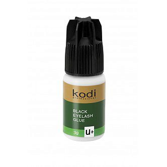 Eyelash glue Black U+ 3 g