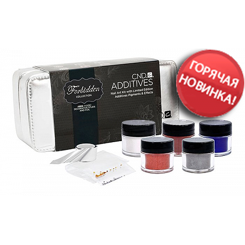 Additives Forbidden Collection 2013