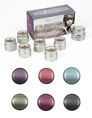 Ice Princess Gel Polish Kit